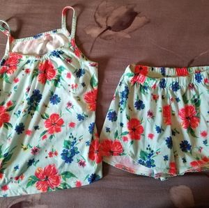 Gap brand girls size 10 pajamas